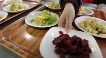 Menus restauration scolaire: mois de mars et avril 2019