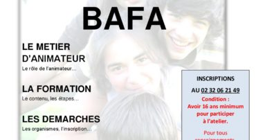 REUNION INFORMATION BAFA