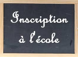 Inscriptions à l'école maternelle: rentrée 2019