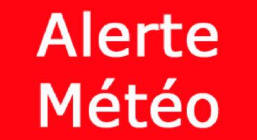 ALERTE ORAGE VENDREDI 25 MAI DE 16H A MINUIT