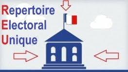 Répertoire électoral unique (REU)