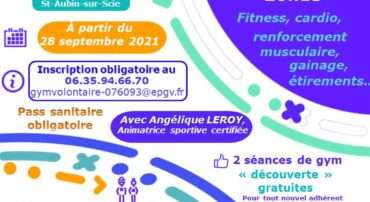 GYM VOLONTAIRE